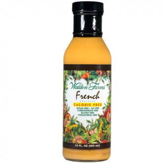 Walden Farms - French Dressing - 355 ml Flasche