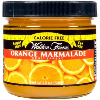 Walden Farms – Orange Marmalade Fruit Spread 340g (12 OZ)