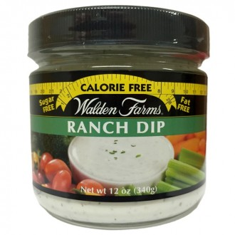 Walden Farms - Veggie & Chip Dip - Ranch - 340g (12 OZ)