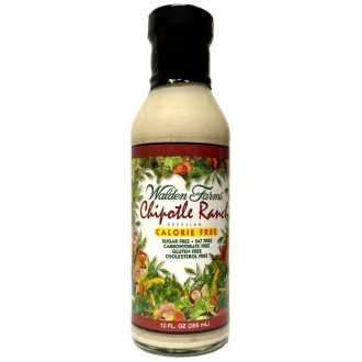 Walden Farms - Chipotle Ranch Dressing - 355 ml Flasche