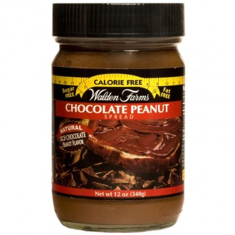 Walden Farms - Chocolate Peanut Spread 340g (12 OZ)
