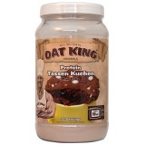 OatKing - Protein Tassen Kuchen - 500 gr - Double Chocolate Black & White