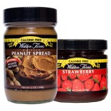 Walden Farms - Peanut & Jelly Set - 2 x 340g (12 OZ)