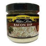 Walden Farms - Veggie & Chip Dip - Bacon - 340g (12 OZ)