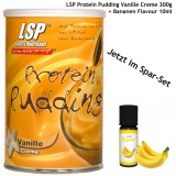 Bananen-Protein-Pudding - Set