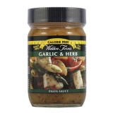 Walden Farms - Pasta Sauce - Garlic & Herb - 340 gr.