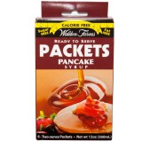 Walden Farms - Packets Pancake Syrup 6 x 60ml = 360 ml (12OZ)