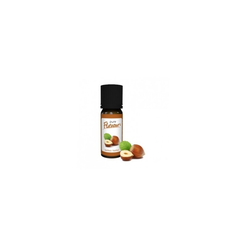 Pure Flavour - Haselnuss - 10 ml